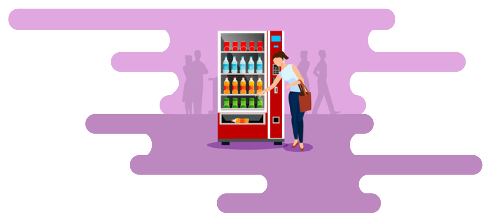 Food vending machine